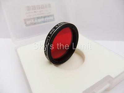 1.25 Sky's the Limit HT Wratten filter No 25A Red