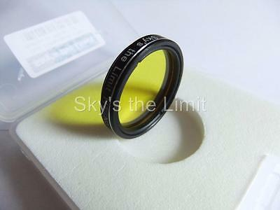 1.25 Sky's the Limit HT Wratten filter No 12 Yellow