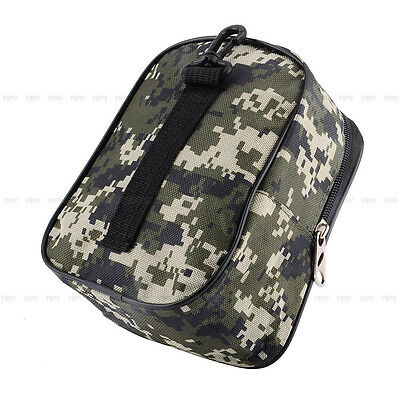Hot Portable Fishing Tackle Bag Pocket Pouch Fishing Reel Waist Bag Outdoor ZB