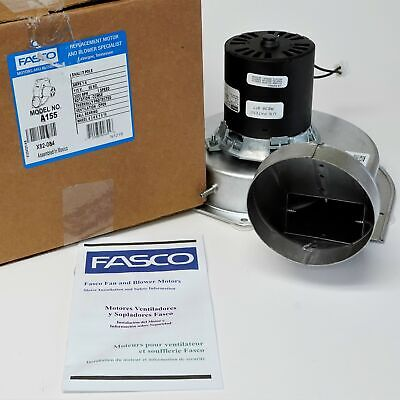 A155 Fasco Furnace Inducer Motor for Armstrong 7021-10046 7021-1004 7021-10325
