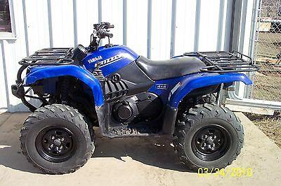 Yamaha Grizzly YFM 660 Service Manual