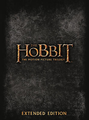 The Hobbit Trilogy - Extended Edition [2015] (DVD)