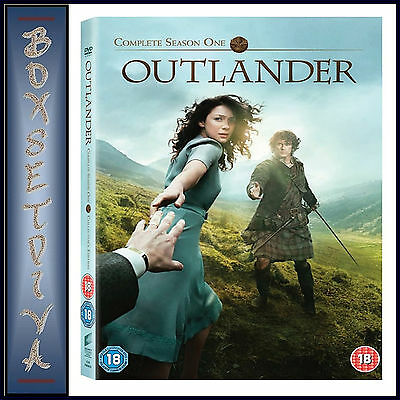 Outlander - Complete Season 1 *brand New Dvd *