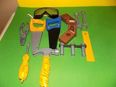 Lot of Pretend Play Tools