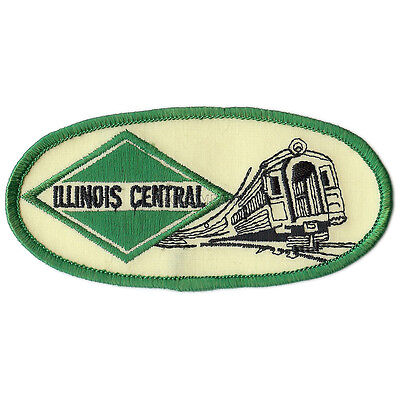 Patch- IC Illinois Central #12833  NEW