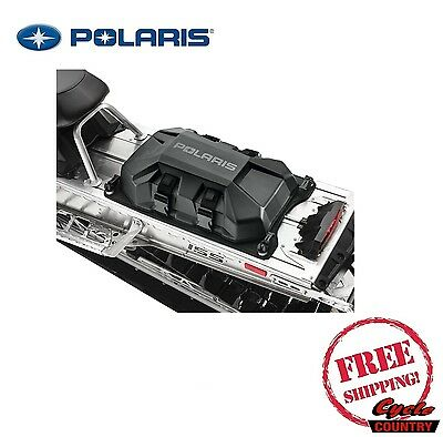 Polaris Snowmobile Burandt Lock & Ride Adventure Tunnel Bag Large Axys Rmk Pro