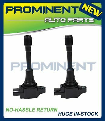 BRAND NEW SET OF 4 IGNITION COILS FOR NISSAN FRONTIER NP300 SUZUKI EQUATOR 2.5L