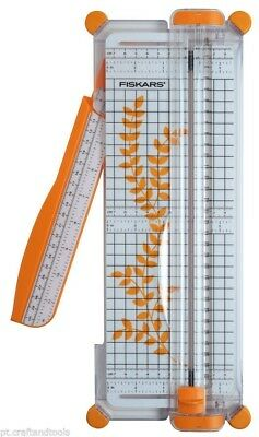 Fiskars Portable SureCut Paper Trimmer 9893