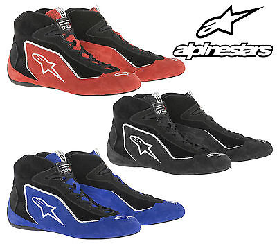 Alpinestars 2016 SP Race / Racing / Rally Boots Shoe Car FIA Approved 8856-2000