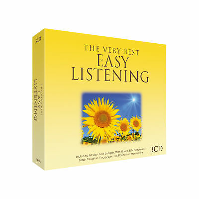 Various Artists - The Very Best Of Easy Listening (3 CD Set)