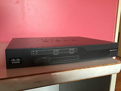Cisco 867 K9 V01 Router