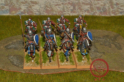 28mm Ancient WAB DPS Painted Byzantine Cavalry WP8878