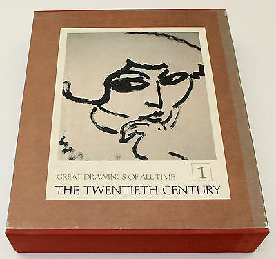 Great Drawings Of All Time The Twentieth Century Victoria Thorson - Mint