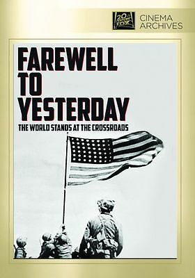 Farewell to Yesterday - Region Free DVD - Sealed