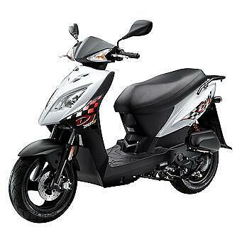 Kymco DJS50- Brand New Scooter Moped - Only One Left