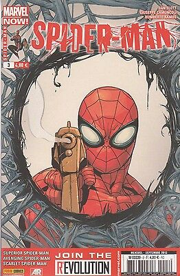 SPIDER-MAN N° 3 Marvel Now France 4EME Série Panini COMICS