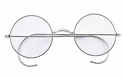41d969bc77f Agstum Round Optical Rare Wire Rim Mens Eyeglasses Frame Without Pads 47mm  49mm