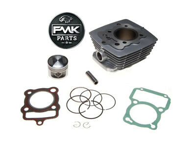 125cc Cylinder Barrel Kit for Honda CG 125 CG125 - 56,40mm Piston 1978-1997