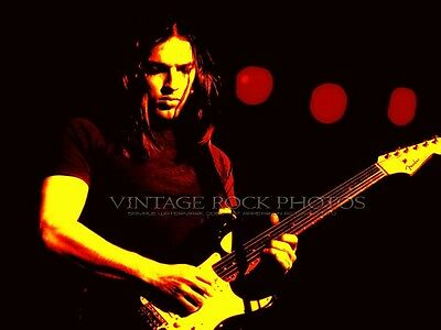 David Gilmour Pink Floyd Photo 11X14 in Ltd Edition Studio Design Art Print 121