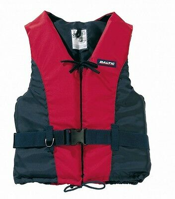 Baltic Classic Schwimmhilfe Lifejacket red/blue - NEW