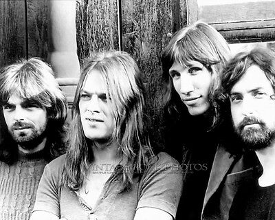 Pink Floyd Photo 8x10 inch Vintage Band Group Candid Band Pro Studio Print 7b