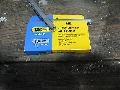 Staples Arrow Cable Ct-45 Pack 1000
