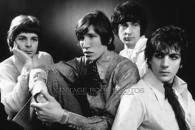 "Pink Floyd Photo 8x12 or 8x10"" Vintage Band Group Candid Pro Lab Studio Print 55"