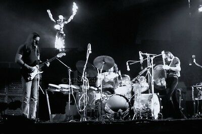 Pink Floyd Photo 8x12 or 8x10 inch Live Concert Print '75 Wish You Were Here 97b
