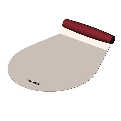 Cake Boss 23cm Cake Lifter Red Stainless Steel NEW