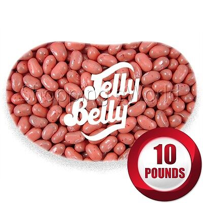 STRAWBERRY DAIQUIRI Jelly Belly Beans 10 Pounds ~ Candy ~ Guaranteed Fresh