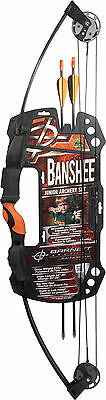 Barnett Banshee Quad Compound Family Archery Bow