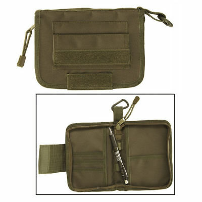 Tactical EDC Case Every Day Carry Notfall Werkzeug Tasche Flip Case Federmappe