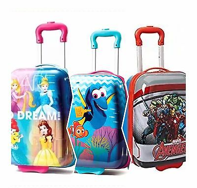Disney Lightweight Kids Luggage suitcase FROZEN,PRINCESS,MARVEL AVENGERS