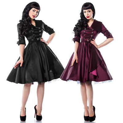 50er,Petticoat,Rockabilly,Party,Tanz,Pin Up,Abiball Kleid.Bordeaux,nach Maß
