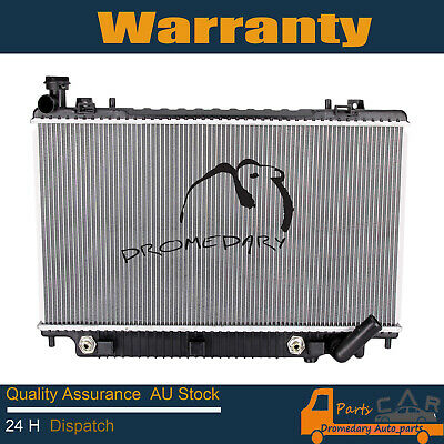 RADIATOR FOR Holden Commodore VE V8 08/2006-On Auto/Manual