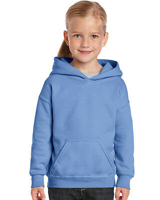 Gildan Children Hooded Sweater Hoodie Sweatshirt 104- 176 Many Colours