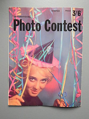 R&L Vintage Mag: International Photo Contest Winter 1961 (January 1962)