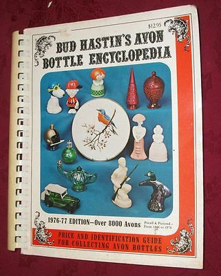 Bud Hastin's Avon Bottle Encyclopedia 1976-77