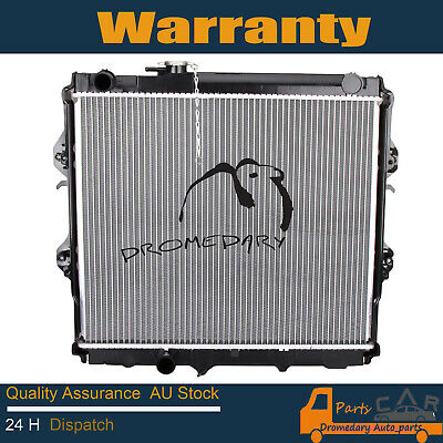 Radiator For Toyota '97-'05 Hilux Diesel 5L 3.0L LN147 LN167 Auto/Manual