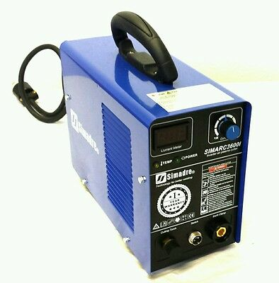 SIMADRE CT3600i IGBT 220V 36 AMP DC INVERTER PLASMA CUTTER & 30 CONSUMABLES