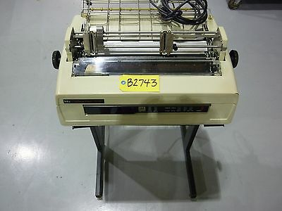NEC Spinwriter 7710 with Printer Stand