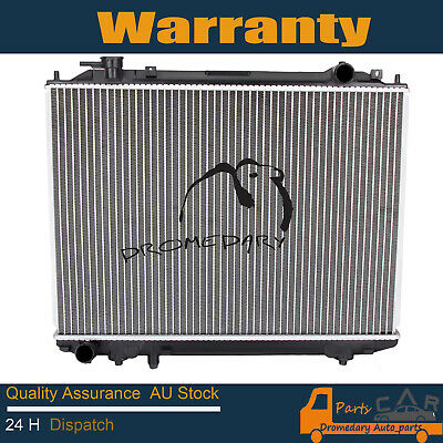 Mazda Bravo Ford Courier PD PE PG PH Radiator 1996-2006 4Cyl