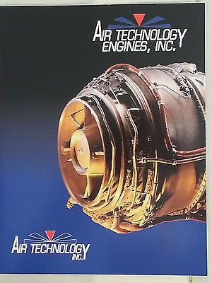 Air Technology Engines, Inc Booklet 6 Pages