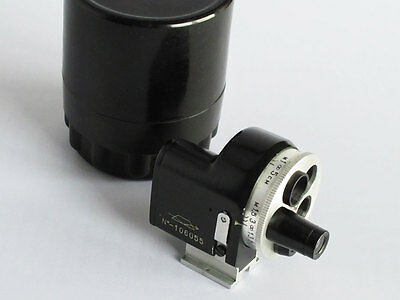 RUSSIAN Universal Turret Viewfinder for Rangefinder camera FED Leica Zorki E++