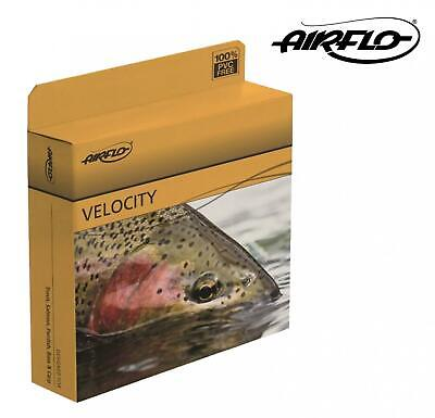 Airflo Velocity Sinking Fly Line Weight Forward AFTM# 5-8 WF5S - WF8S