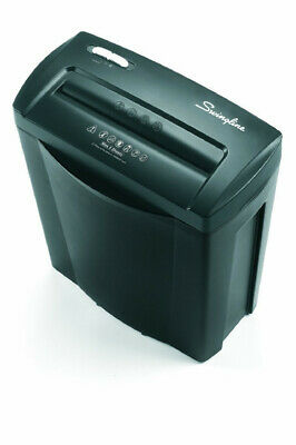 Swingline GX5 5-Sheets Cross Cut Personal Shredder