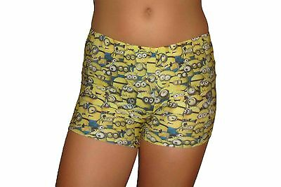 Red Monkey Gear spandex minions