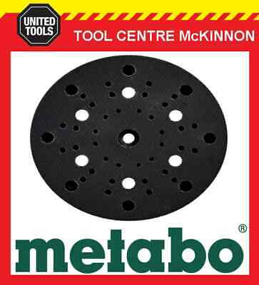 METABO SXE 450 DUO & TURBO TEC SANDER 150mm REPLACEMENT BASE / PAD