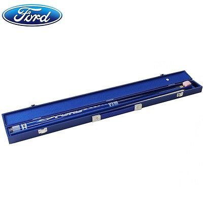 FORD Wooden Pool Cue and Case (Official Licensed)- SYD Stock
