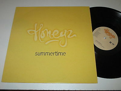 "12""/Honeyz Summertime Promo Hnzzj 1"